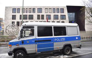 Policija u Berlinu (Foto: AFP)