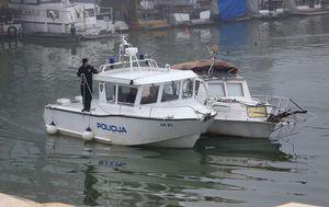 Policija na Dunavu, arhiva (Foto: Pixell)