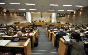 BiH parlament (Foto: Zvonimir Coric/Vecernji list)