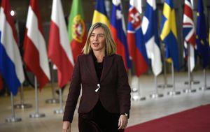 Federica Mogherini (Foto: AFP)