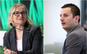 Đurđica Klancir i Dragan Zelić (Foto: Grgur Zucko/Patrik Macek/PIXSELL)