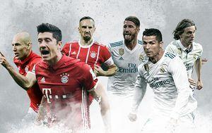 Bayern - Real Madrid (Foto: GOL.hr)