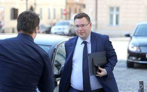 Ministar rada i mirovinskog sustava Marko Pavić (Foto: Patrik Macek/PIXSELL)