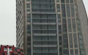 Buknuo požar na Trumpovu tornju (Screenshot YouTube)