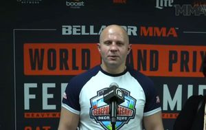 Fedor Emelianenko (Screenshot YouTube)