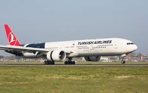 Turkish Airlines (Getty Images)