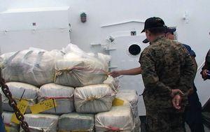 Kokain na podmornici (Foto: AFP)