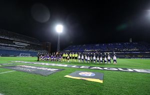 Dinamo - Benfica (Foto: Sanjin Strukic/PIXSELL)