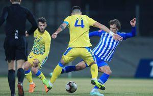 Lokomotiva - Inter Zaprešić (Photo: Slavko Midzor/PIXSELL)