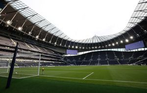 Tottenhamov novi stadion (Foto: Nick Potts/Press Association/PIXSELL)