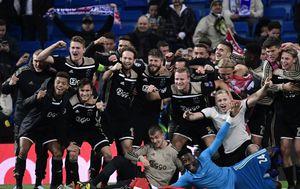Ajax (Foto: AFP)
