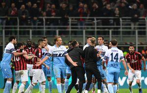 Milan - Lazio (Foto: AFP)