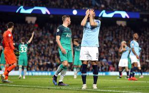 Manchester City - Tottenham (Foto: Martin Rickett/Press Association/PIXSELL)