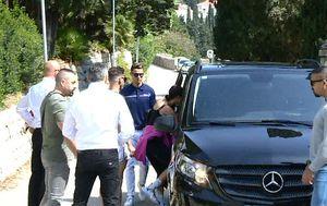 Cristiano Ronaldo i Georgina Rodriguez u Dubrovniku
