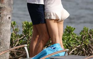 Jeff Goldblum i Emilie Livingston - 1
