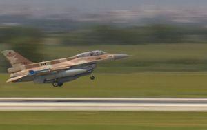 Izraelski F-16 avioni sletjeli u Zagreb (Foto: Dnevnik.hr)