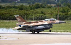 Izraelski F-16 (Foto:Igor Soban/PIXSELL)