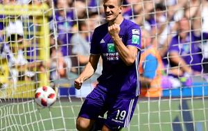 Ivan Santini (Foto: RSC Anderlecht Twitter)