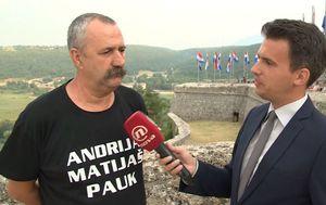 Šime Vičević uživo razgovara s Danijelom Rokom Režanom (Foto: Dnevnik.hr) - 2