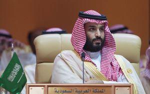 Mohamed bin Salman (Foto: AFP)