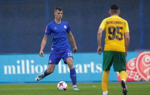 Filip Benković (Foto: Luka Stanzl/PIXSELL)