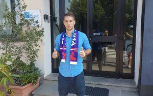 Marko Pjaca (Foto: Twitter/Fiorentina)