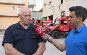 Šime Vičević uživo iz Knina o nesnosnim vrućinama (Foto: Dnevnik.hr) - 1