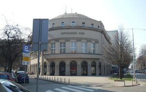Zgrada Novinarskog doma (Foto: Wikipedia)