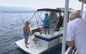 Pripreme za ribarsko natjecanje BIG OM, koje se održava u riječkom akvatoriju (Foto: Dnevnik.hr) - 3