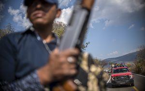 Meksički policajci u borbi protiv mafije (Foto: AFP)