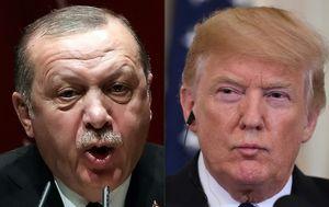 Recep Tayyip Erdogan i Donald Trump (Foto: AFP)