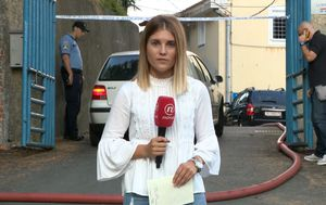 Katarina Jusić uživo iz Lopače (Foto: Dnevnik.hr) - 1
