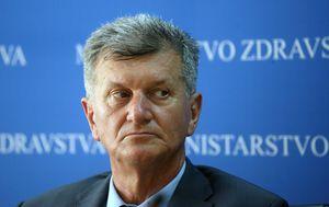 Milan Kujundžić, ministar zdravstva (Foto: Zarko Basic/PIXSELL)