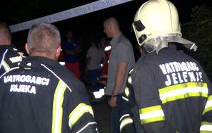 Hrabri riječki vatrogasci (Foto: Dnevnik.hr)