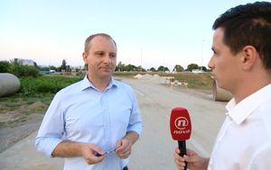 Ivan Forjan o radovima na rotoru i prometnom kolapsu (Foto: Dnevnik.hr) - 2