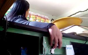Uhvaćena na djelu (Foto: Screenshot/YouTube)