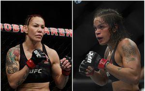 Cris Cyborg vs Amanda Nunes (Foto: AFP)