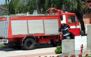 Vatrogasci i vatrogasno vozilo DVD-a Donji Mosti (Foto: DVD Donji Mosti)
