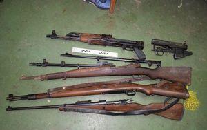 Oružje (Foto: MUP)