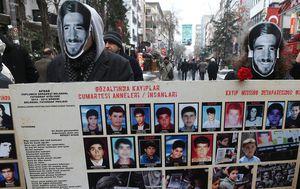 Prosvjed \'Majke subotom\' (Foto: AFP)