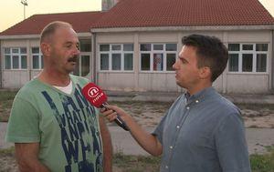 Šime Vičević uživo iz Kaočina o zatvaranju škola jer nema prvašića (Video: Dnevnik Nove TV) - 1