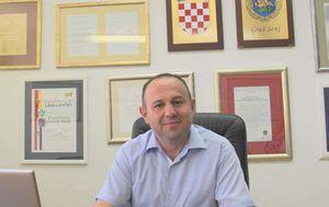 Gradonačelnik Senja Sanjin Rukavina (Foto: www.senj.hr)