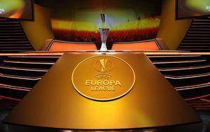 Trofej Europske lige (Foto: AFP)