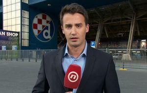 Vlado Boban u Maksimiru (Foto: GOL.hr)