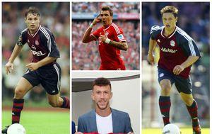 Hrvati u Bayernu (Foto: Twitter)