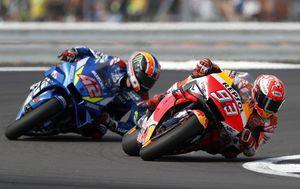 Alex Rins i Marc Marquez (Foto: AFP)
