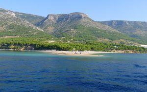Zlatni rat, Hrvatska
