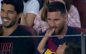 Messi i Mateo (Screenshot)