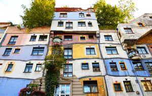 Hundertwasserhaus, Beč - 3