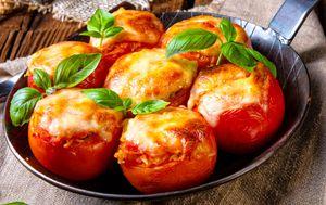 Zapečene rajčice sa sirom